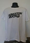 Kingston Rock T-Shirt -White - Various Sizes